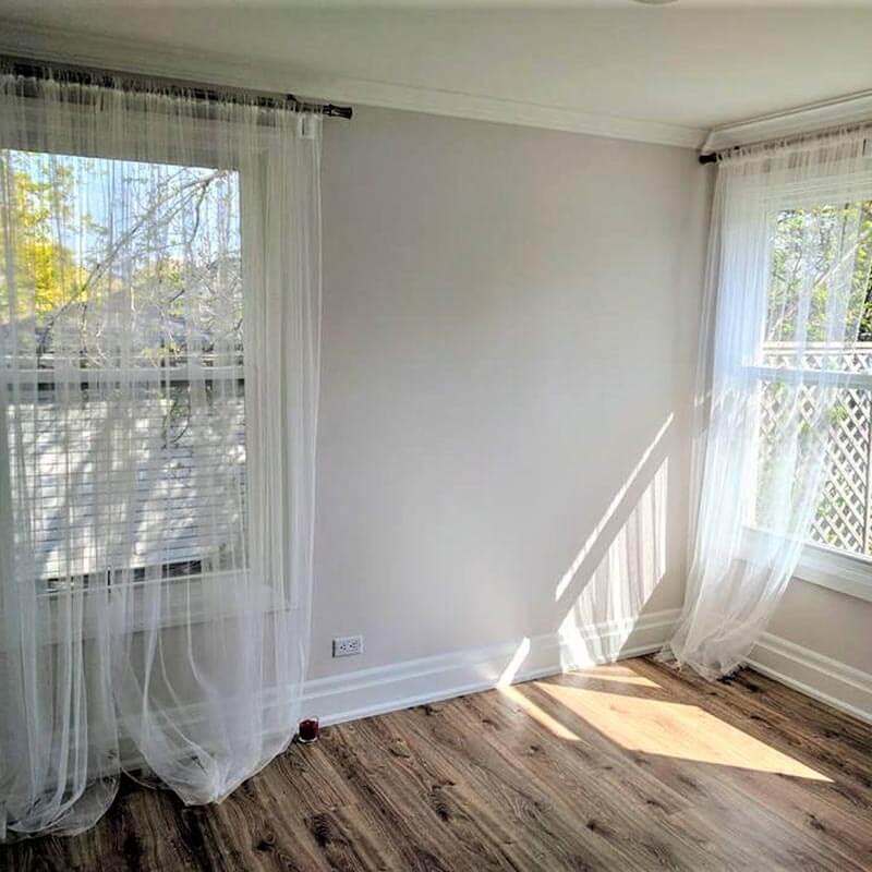 bedroom painter Vaughan
