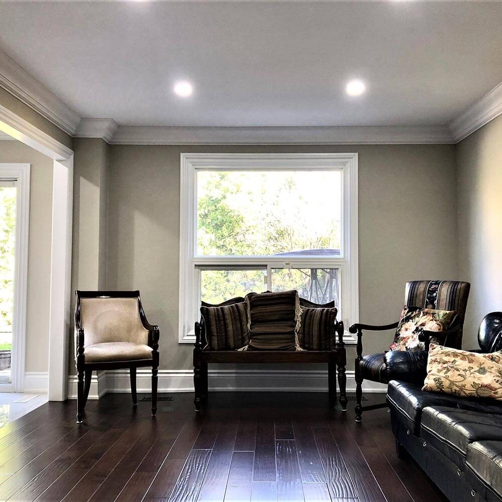 expert living room painting Thornhill