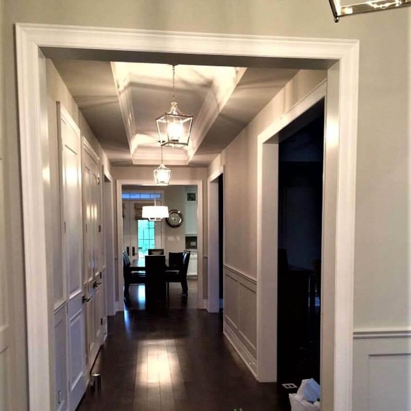 hallway painter Vaughan