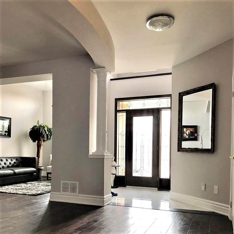 Living room painter Richmond hill