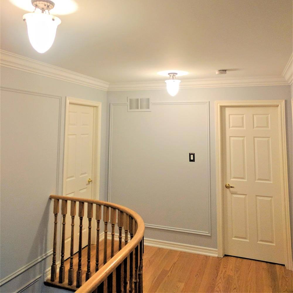 staircase painter Thornhill