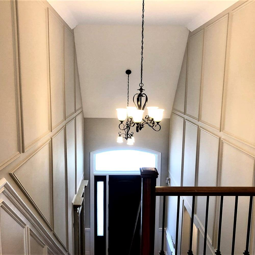 staircase painter Vaughan