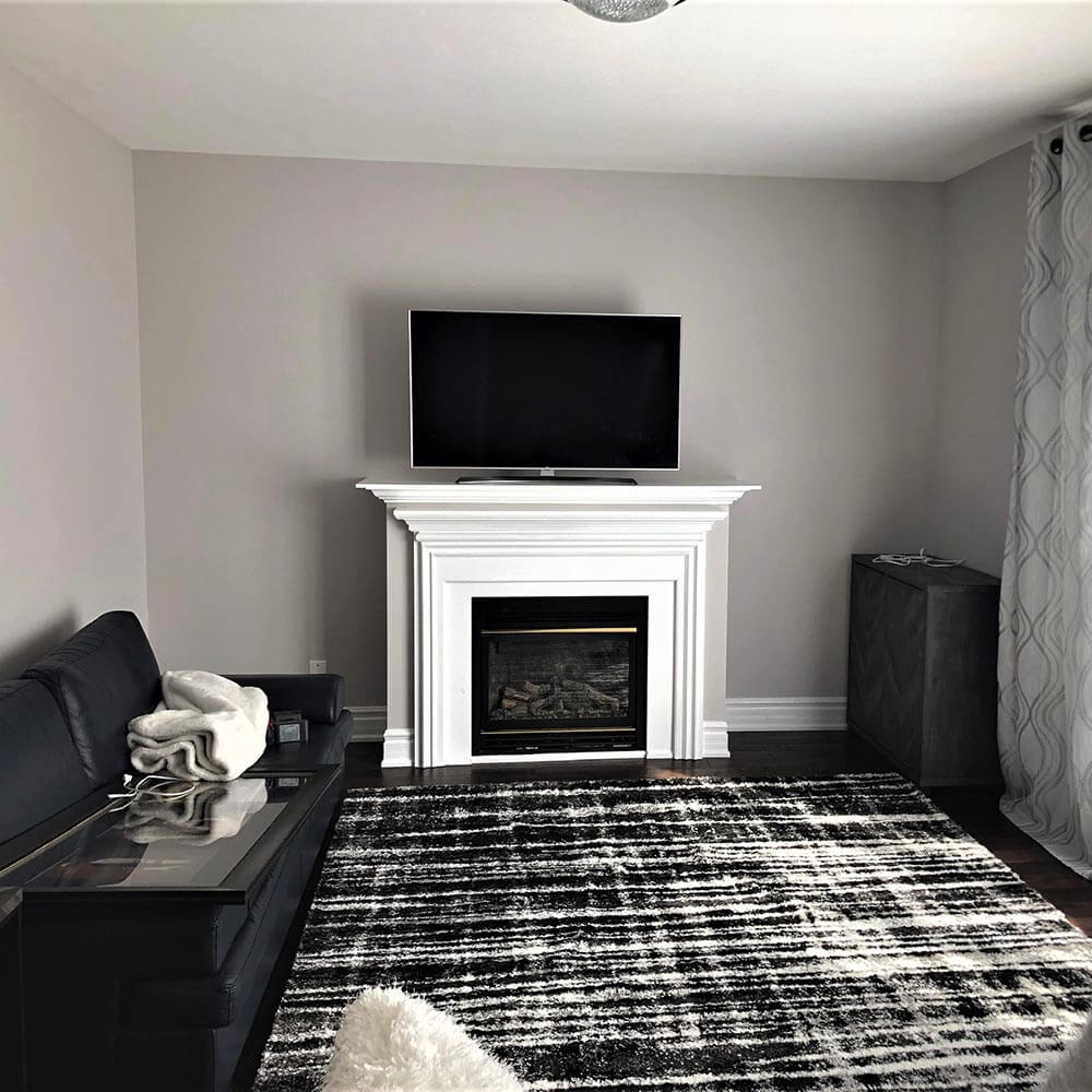 Thornhill living room painting