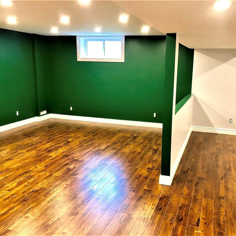 Vaughan basement painter